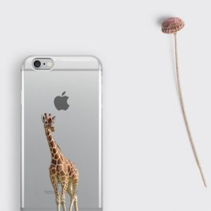Giraffe iPhone 8 Case Safari Animal Samsung Galaxy S9 Plus Case