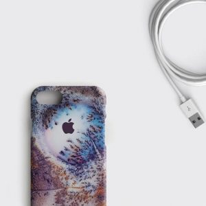 Ice iPhone XS Case Glacial Phone Cover