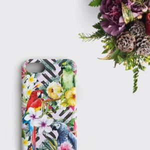 Tropical Bird iPhone 8 Plus Case